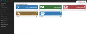 نرم افزار مدیریت آژانس های مسافرتی