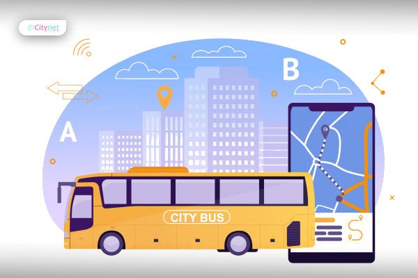 طراحی سایت رزرو بلیط اتوبوس