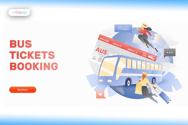طراحی سایت رزو بلیط اتوبوس