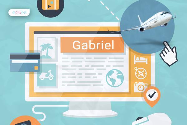 وب سرویس گابریل