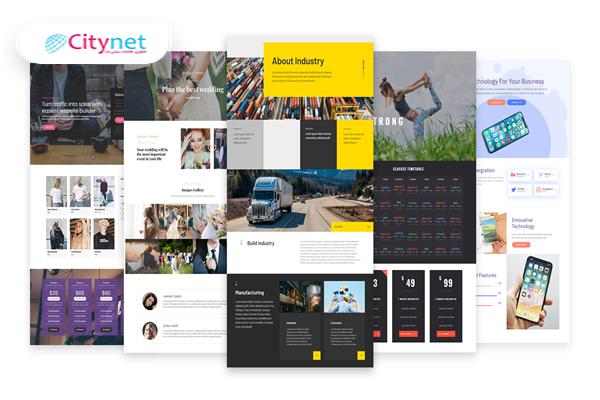 طراحی وبسایت آژانس گردشگری